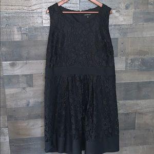 Beautiful Black Lace Dress From Lane Bryant